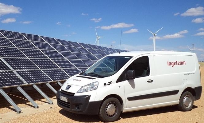 El mayor proyecto fotovoltaico de Europa