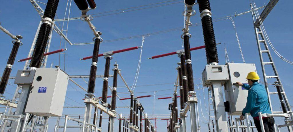 activos del sector eléctrico