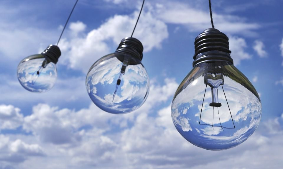 Rebaja en el precio de la luz