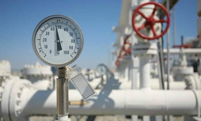 Bajada del precios del gas natural