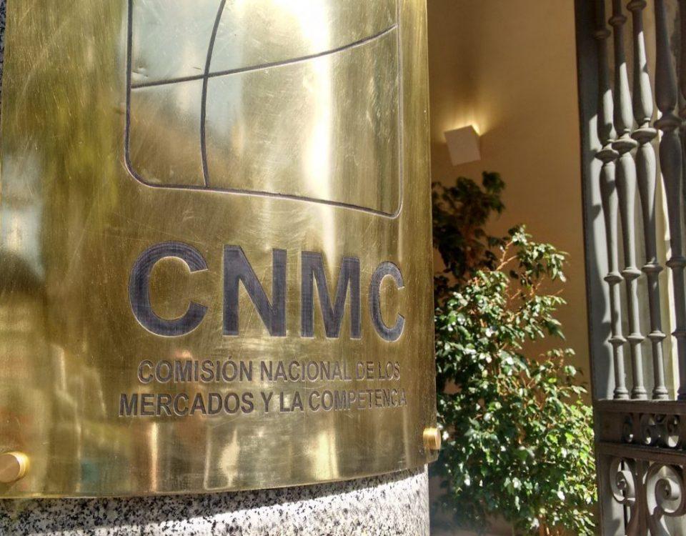 CNMC Sanciona