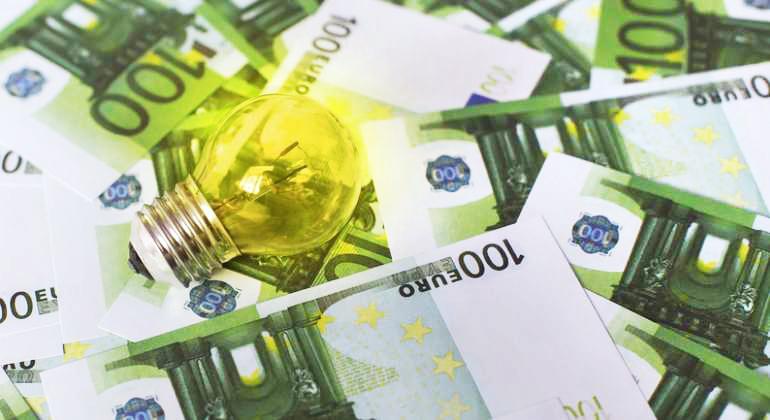 Coste energético empresa industria